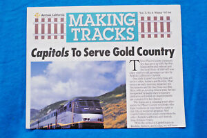 Amtrak-California-Newsletter-MAKING-TRACKS-Winter-97-98