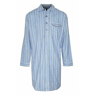 Mens Quality Nightshirt Cotton 2 colours available