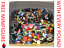 Lego-by-the-pound-Lot-bricks-pieces-amp-part-bricks-tile-BONUS-1-mini-figs-100 thumbnail 3