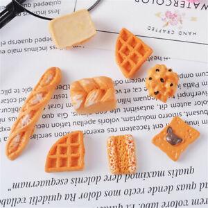 Random-Mixed-20-pcs-Resin-Toasted-Bread-Cabochons-DIY-Handmade-Craft-Decorations