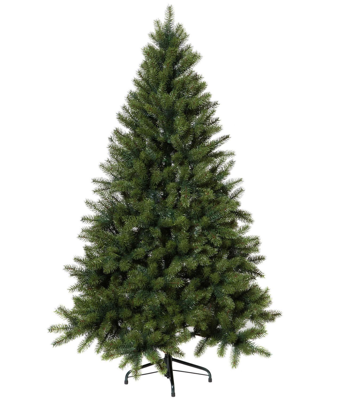 Edel-Tannenbaum Luxus III 150cm 150cm 150cm GA künstlicher Weihnachtsbaum Spritzguss | Erste Klasse in seiner Klasse  f9876d