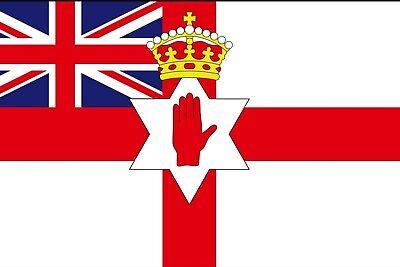 Orange Order Standard Flag 5 x 3 FT Loyalist 12th July