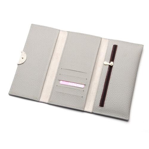 Women/'s PU Leather Long Handbags Ladies Card Holder Purse Cash Trifold Wallets