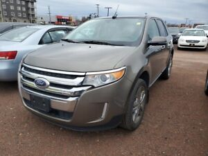 2014 Ford Edge LIMITED! AUTOSTART! LEATHER! SUNROOF! BACKUP CAM!