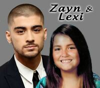 Your Photo With Zayn Malik Formerly Of 1d From Your Photo - Custom Photo T-shirt
