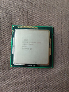 Processeur Intel Celeron G540, Socket 1155, Dual-Core, 2.5GHz