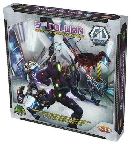 Galaxy Defenders 5th Column AGS GRPR007 ARES GAMES