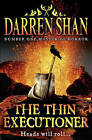 The Thin Executioner by Darren Shan (Paperback, 2010)