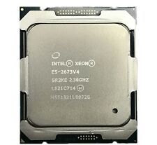 Intel Xeon E5-2673 v4 QS CPU 2.3GHz 20-Core 135W Max 3.6GHz Similar to E5-2698v4