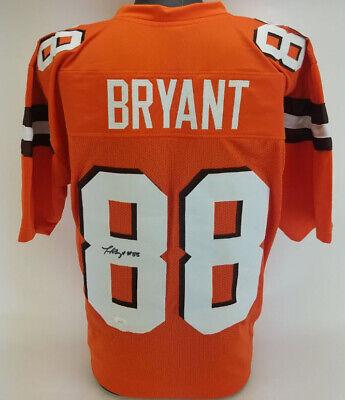 Harrison Bryant Autographed Signed Cleveland Browns Custom Jersey (JSA) | eBay