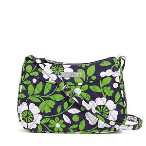 Image is loading Vera-Bradley-Little-Crossbody-Lucky-You-NWT-14593203 4a4fde48d3