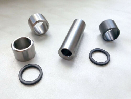 Ti Mounting Bushings kit Proshox TITANIUM OFFSET Rear Shock Mount Hardware