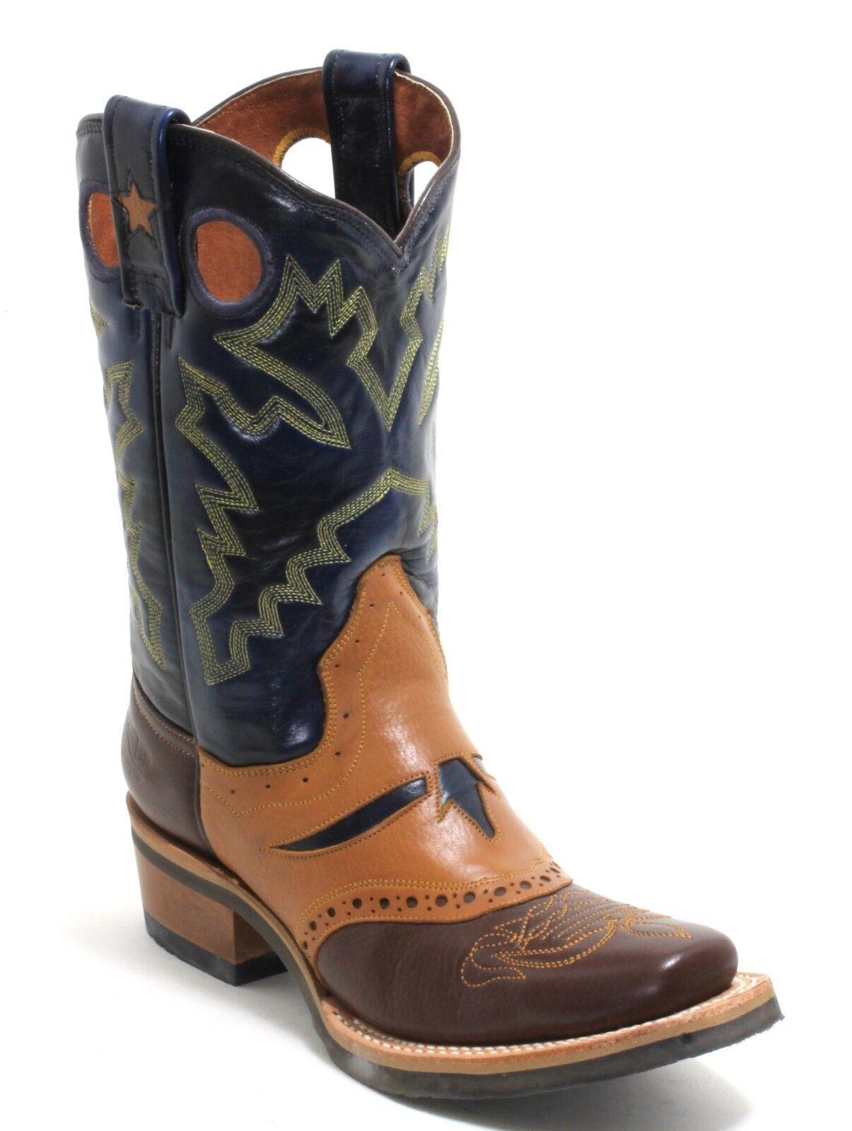 228 Cowboystiefel Westernstiefel Westernreitstiefel Catalan Rodeo Rancho 37
