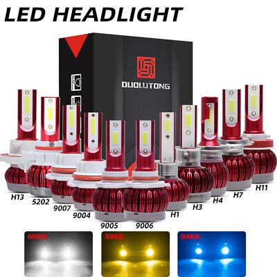 Xentec LED Light Bulb Conversion Kit H11 H8 H9 6000K 180W 60000LM Headlight