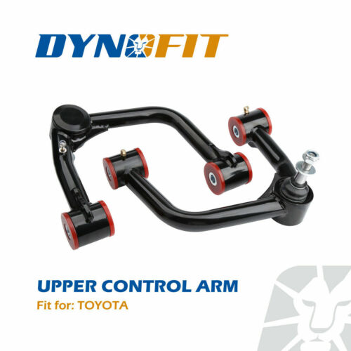 """Front Upper Control Arm Suspension Kit for 2-4/"""" Lift Toyota 2004-15 Tacoma 4WD"""