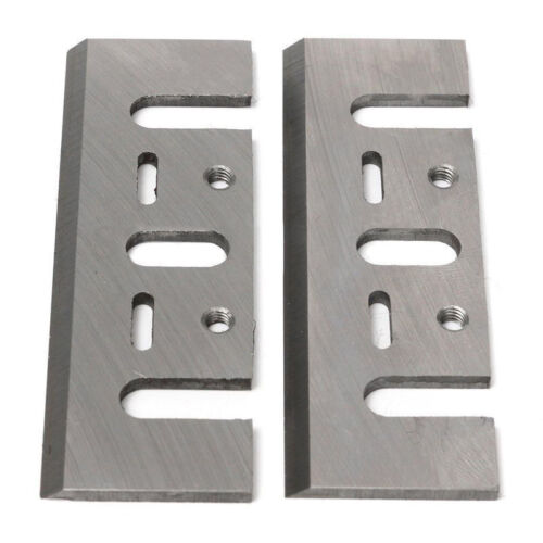 """Replacement 3 1//4/"""" Wide Planing Blades for Dewalt Power Planer"""