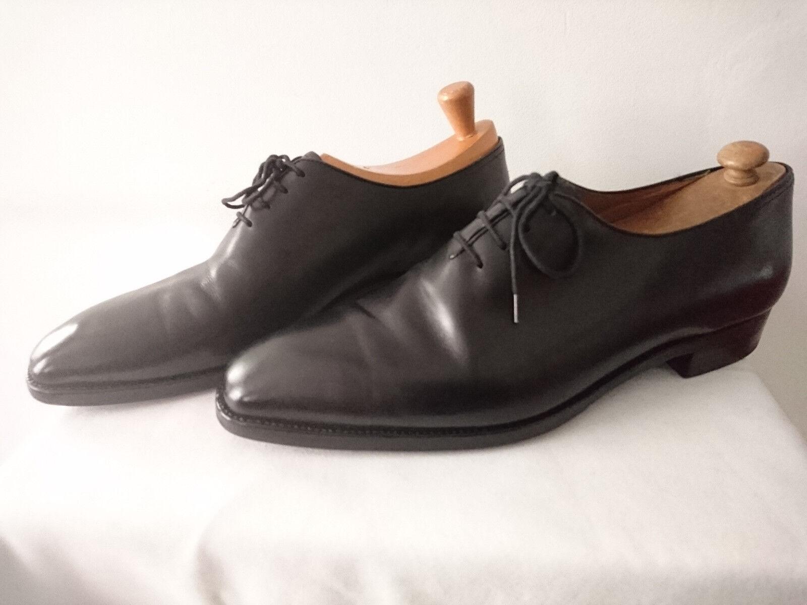 Herren Schuhe Schnürsenkel schwarz Jahre 2000