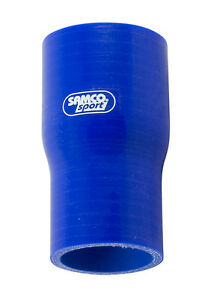 Samco Sport Silikon Reduzierstück Durchmesser 19 - 16mm blau