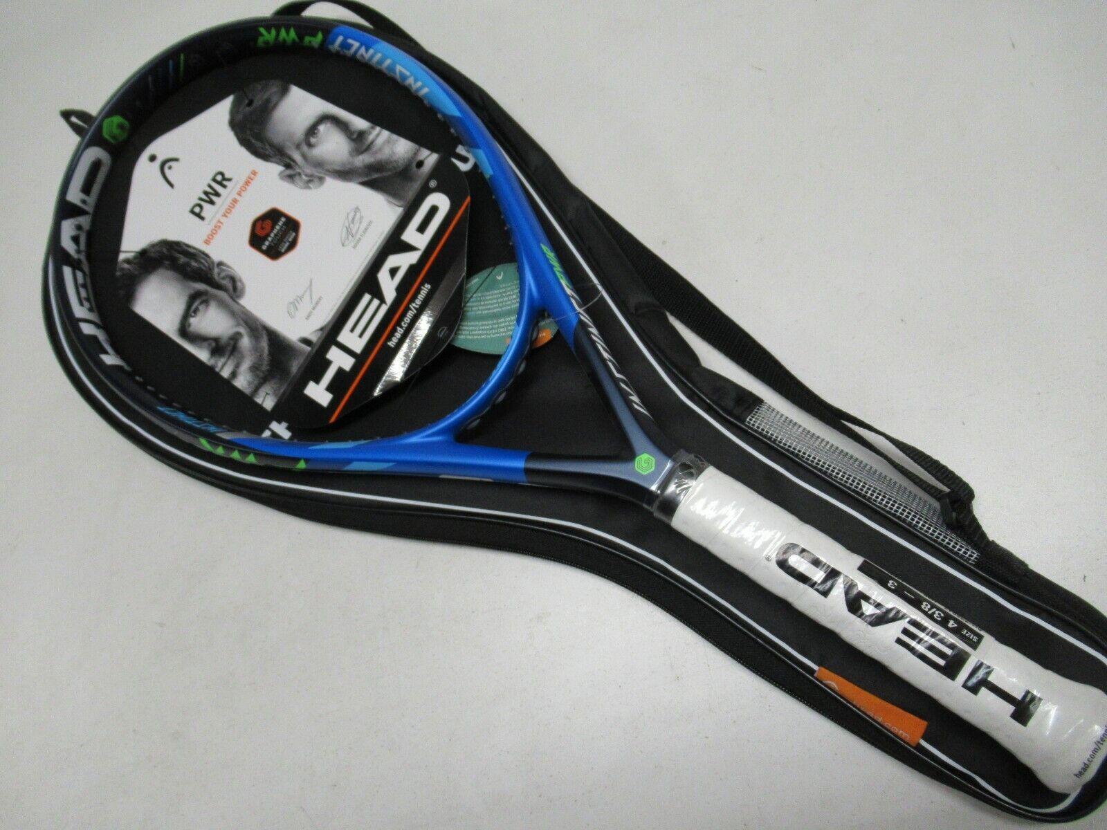 nuevo  Head Graphene Touch instinto   PWR  tenis raqueta (4 3 8)  comprar ahora