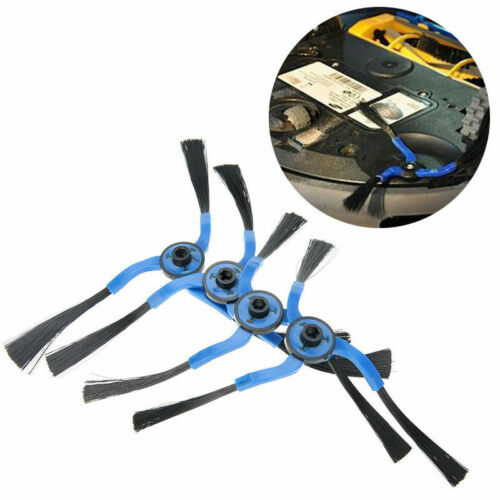 3 Arm Side Brushes Replacement For Samsung Navibot Robot Vacuum Cleaner 4Pcs .