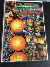 Image Comic Book Cyber Force Zero Issue 0 Lot 208