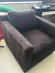 Image Is Loading Queen Sleeper Sofa And Arm Chair Set From