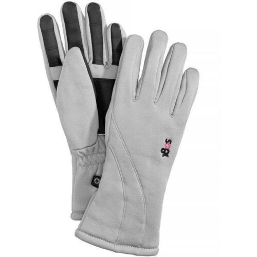 180s Weekender Gloves Frost Gray Size Large NWT $45