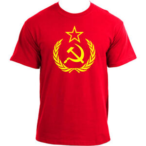 Hammer-and-Sickle-USSR-CCCP-Russian-Communist-T-Shirt