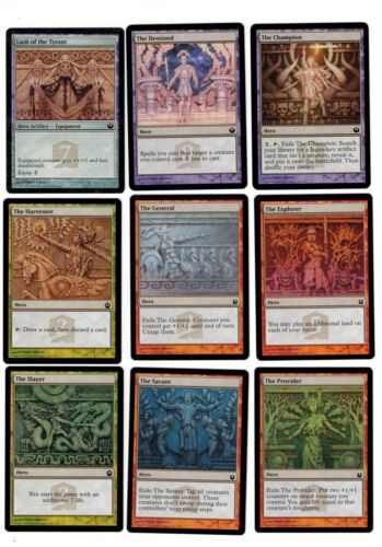 MTG The Hero's Path - Pick Your Card