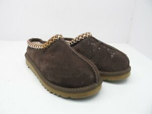 2f847c47f74 UGG Australia Toddler's & Kid's Tasman Slippers Brown Youth Size 2M