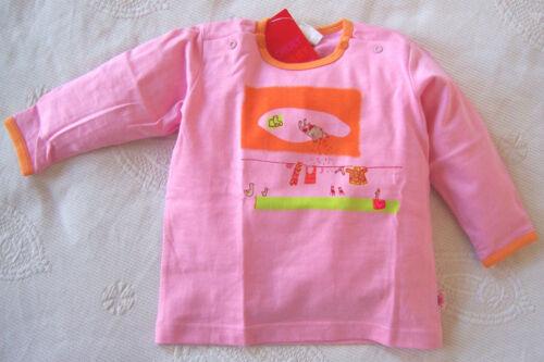 Oilily Baby camisa talla 68 y 74 nuevo sudadera de manga larga suéter chicas Girls
