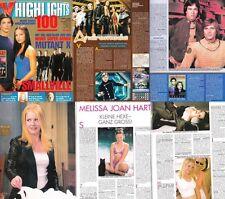 TV Highlight Richard Hatch,Dirk Benedict,Melissa Joan Hart, Kevin Sorbo