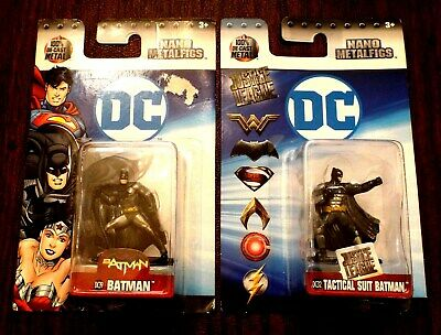 Sammel Figur DC32 Batman Nano Metalfigs Neu // OVP