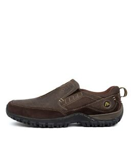 New-Colorado-Tesler-Dark-Brown-Mens-Shoes-Casual-Shoes-Flat
