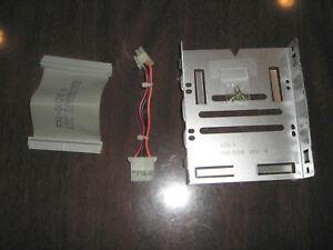 Apple-Macintosh-LC-II-III-475-IIsi-Hard-Drive-Carrier-Sled-Bracket-Cables-Screws