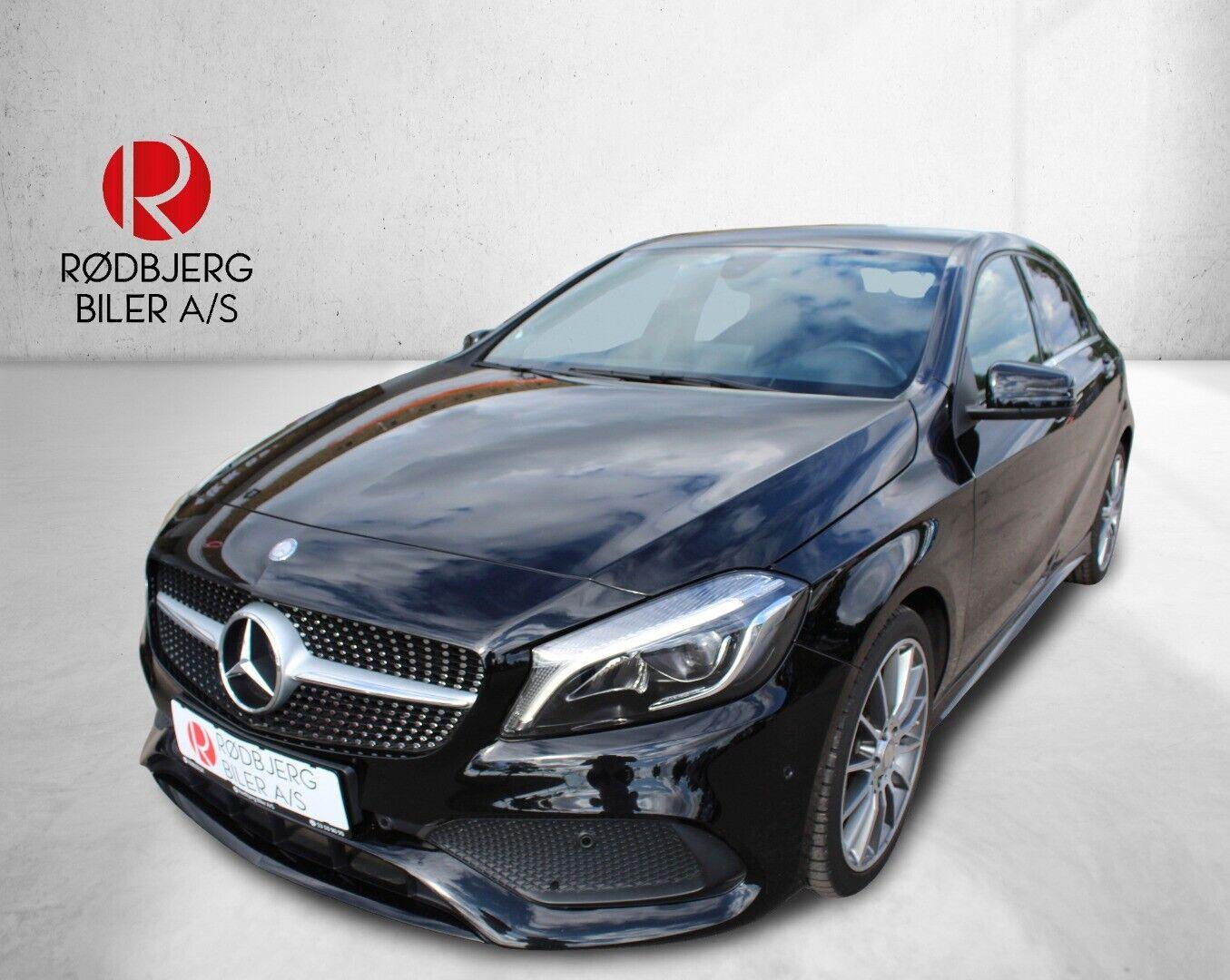 Mercedes A180 d 1,5 AMG Line aut. 5d