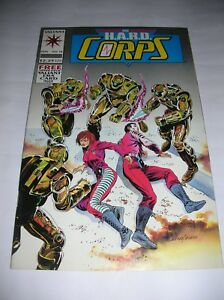 THE-H-A-R-D-CORPS-N-18-CON-CARD-VALIANT-1994-COMICS-USA