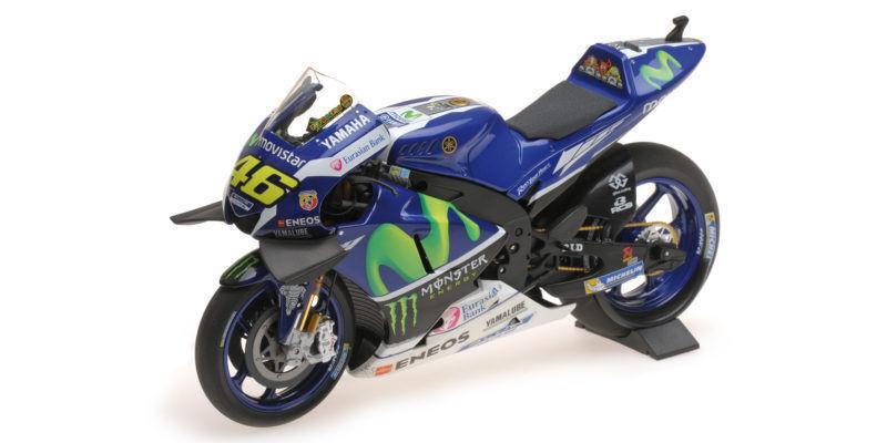 Yamaha YZR-M1 Movistar Winner Catalunya V.Rossi 2016 - 1 12 limited