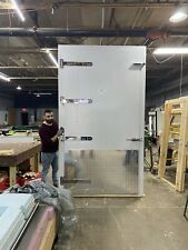 New Walk In Cooler Replacement Door 60 X 114 Prehung With Casing