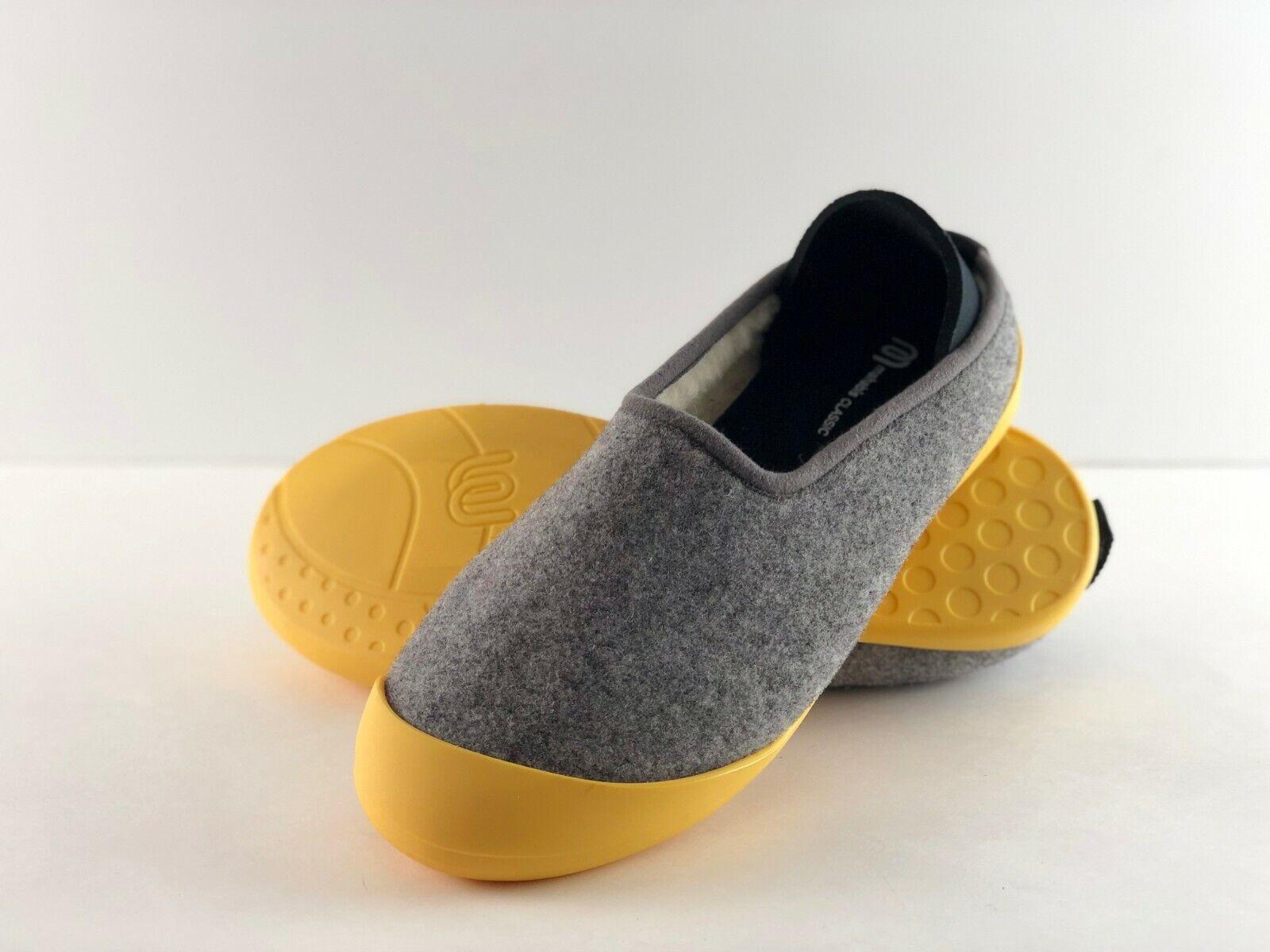 Mahabis Zapatillas Zapatillas De Mujer Clásico gris Claro 8