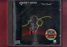 QUINCY JONES - THE DUDE  CD APERTO NON SIGILLATO