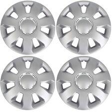 4x ALBRECHT Radkappen Radblenden Silber Silver ARES 13 Zoll (4 Stück)