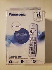Panasonic KX-TGDA50 W1 Additional handset for TGD TGC series