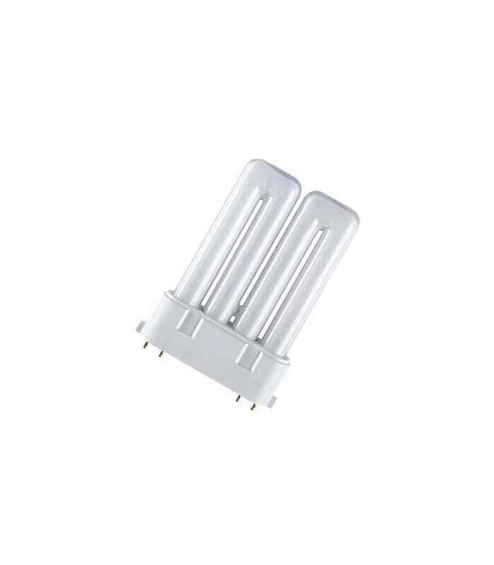 10 lampadine Osram Dulux F 18W-830 2G10