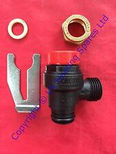 Original Ideal Morco GB24 & GB30 Boiler Sicherheits-überdruckventil Kit 176610