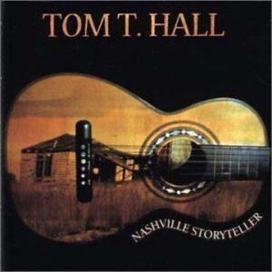Tom-T-Hall-Nashville-Storyteller-New-CD-UK-Import