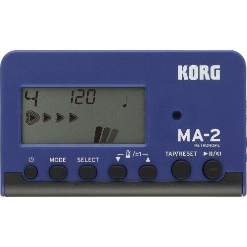 Korg MA-2 Metronom blau//schwarzNeu