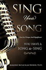 Sing Your Song by Ph D Marjorie McLachlan Booker (Paperback / softback, 2010)