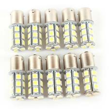 10 x 12V 1156 BA15S 5050 18 smd LED Car RV Trailer Light Lamp Bulb 7503 1141 Hot