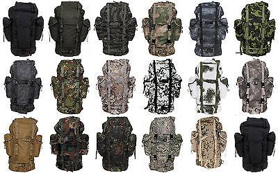 Audace Mfh Zaino Borsa Militare Uomo Donna Bw Combat Backpack 65 Litri 30253 Vendendo Bene In Tutto Il Mondo